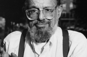 California Beat Generation Allen Ginsberg