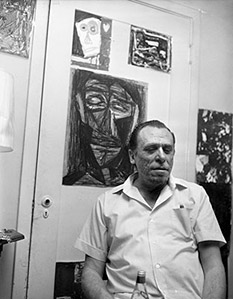 California Beat Generation Charles Bukowski Los Angeles
