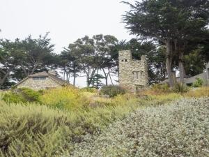California Beat Generation Tor House e Hawk Tower Robinson Jeffers