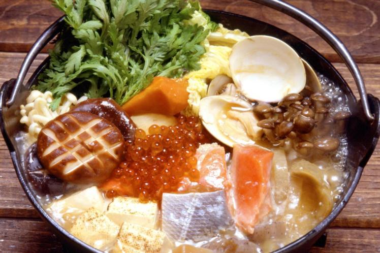 HOKKAIDO VIAGGI ISHIKARI NABE FOOD
