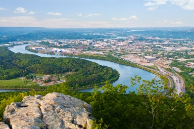 chattanooga_tennessee_fiume