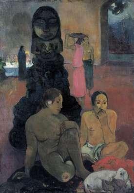il-grande-budda-gauguin