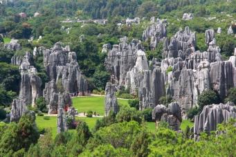 Yunnan Foresta Pietra