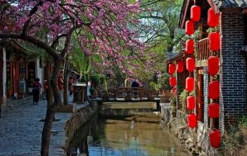 Yunnan Lijiang canali