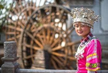 Yunnan Cina Miao