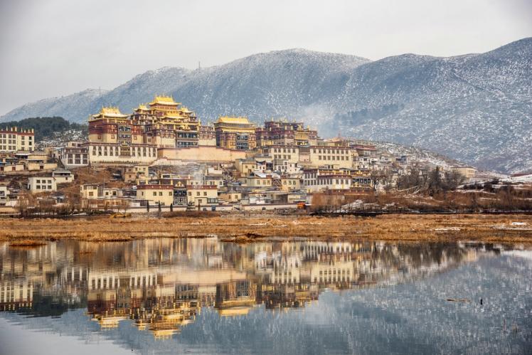 Zhongdian Yunnan Shangri-La
