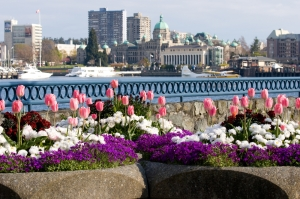 Vancouver Island, Victoria, The Garden City