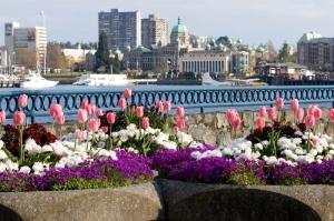 Vancouver Island, Victoria, The Garden City