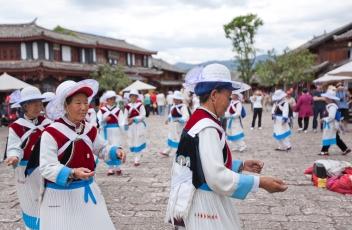 Naxi Yunnan Lijiang musica