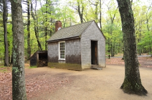 New England Literary Tour - Walden Thoreau