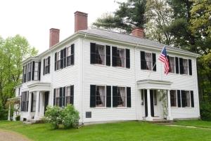 New England Literary Tour Concord Ralph Waldo Emerson