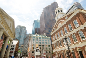 New England Literary Tour Boston Freedom Trail
