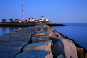 New England Literary Tour Gloucester Massachusetts