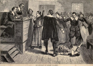 New England Literary Tour Salem Processo