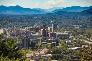 Letteratura southern Asheville North Carolina