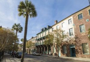 Letteratura Southern viaggio Charleston
