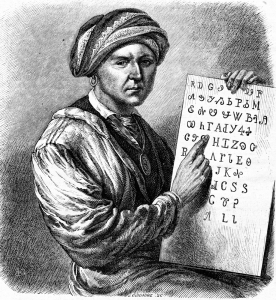Letteratura southern George Sequoyah Tennessee
