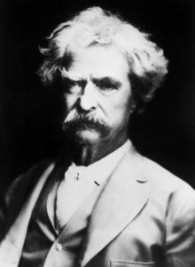 Letteratura southern Mark Twain Mississippi Huckleberry Finn