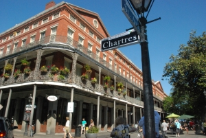 Letteratura southern Tennessee Williams French Quarter