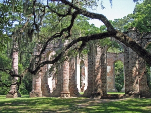 Letteratura Southern Viaggio South Carolina