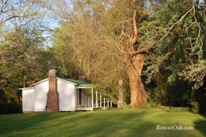 Letteratura southern Rowan Oak Faulkner Mississippi