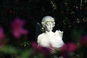 Letteratura southern Bonaventure Cemetery Savannah