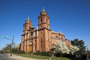 Letteratura southern Basilica St. Lawrence Asheville