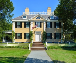 New England Literary Tour - Cambridge casa Longfellow