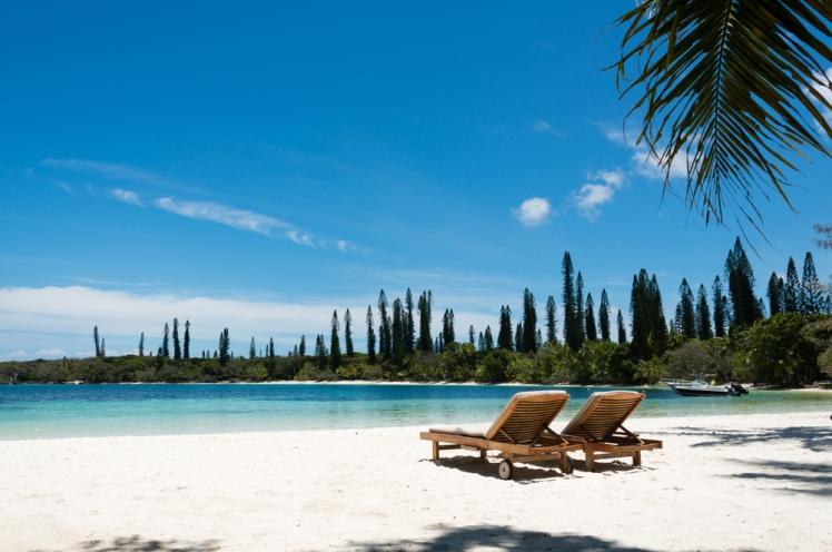 La Nuova Caledonia è la meta perfetta per un viaggio di nozze.