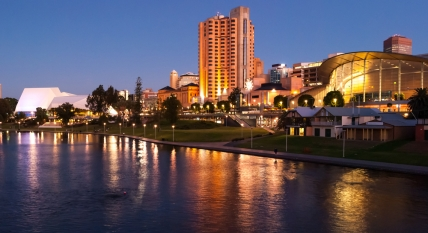 South Australia, la capitale Adelaide