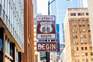 Letteratura Route 66 Chicago Zadoorian