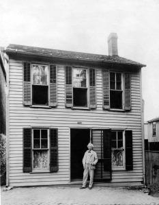 Letteratura Route 66 Hannibal Mark Twain House Boyhood