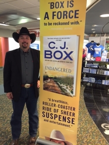 Libri Rocky Mountains C.J. Box Wyoming