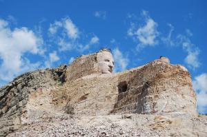 Libri Rocky Mountains Crazy Horse Memorial Zucconi