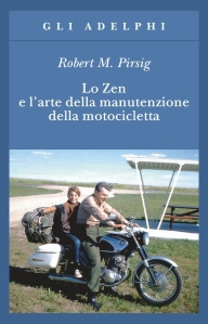 Libri Rocky Mountains North Dakota Pirsig Zen motocicletta